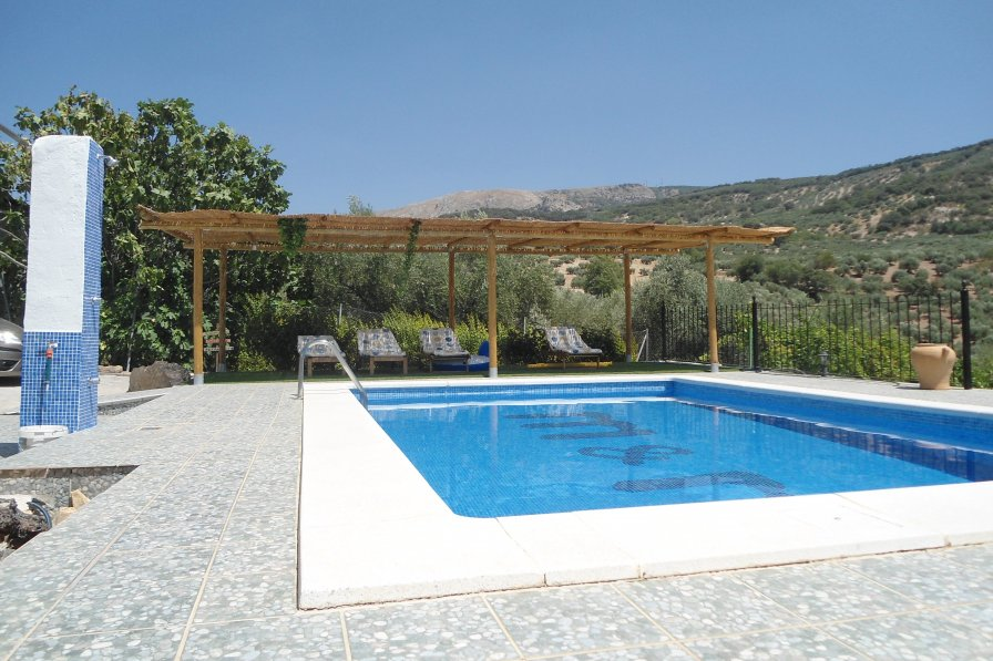 Country house in Spain, Montefrío