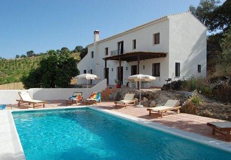 Villa in Montefrío, Spain