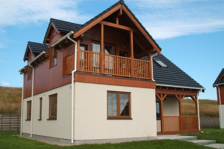 Lodge in Ireland, Corrachuill