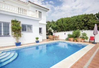 5 bedroom Villa for rent in Benalmadena
