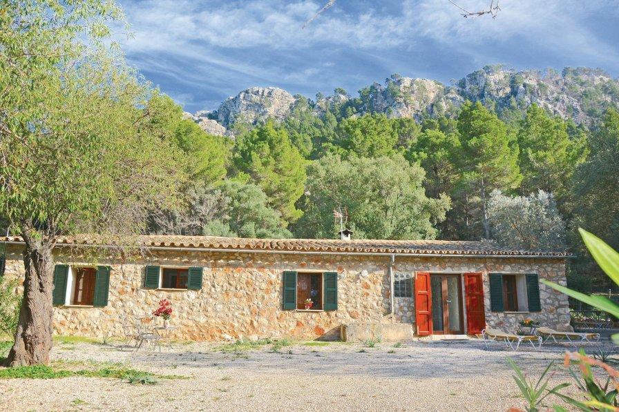 Villa in Spain, Estellencs