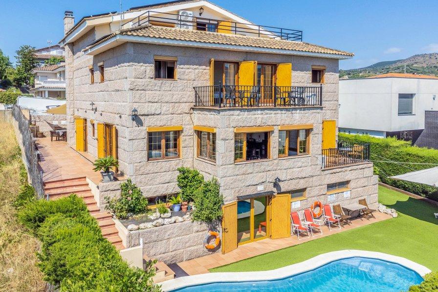 Villa in Spain, Alella de Mar