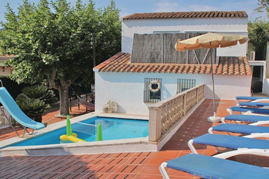 Villa in Spain, Parc de Calella