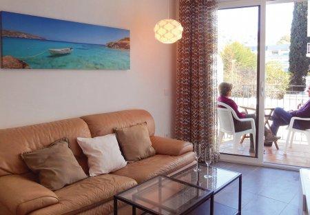 Apartment in Tossa de Mar, Spain