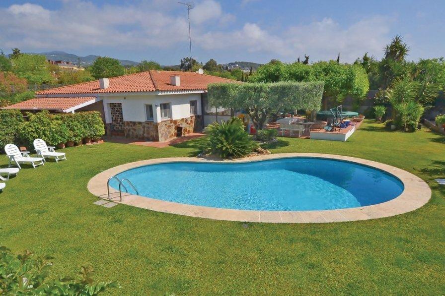 Villa in Spain, Sant Andreu de Llavaneres