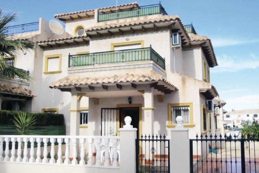Villa in Spain, Playa Flamenca: