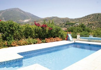 1 bedroom Villa for rent in Alcaucin