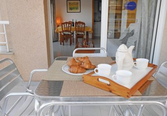1 bedroom Apartment for rent in Blanes