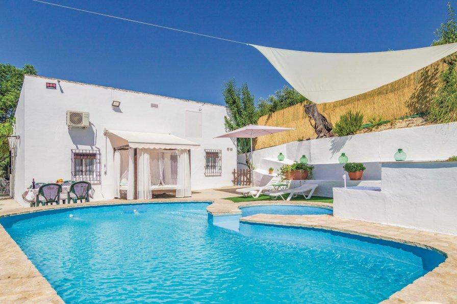 Villa in Spain, Rute