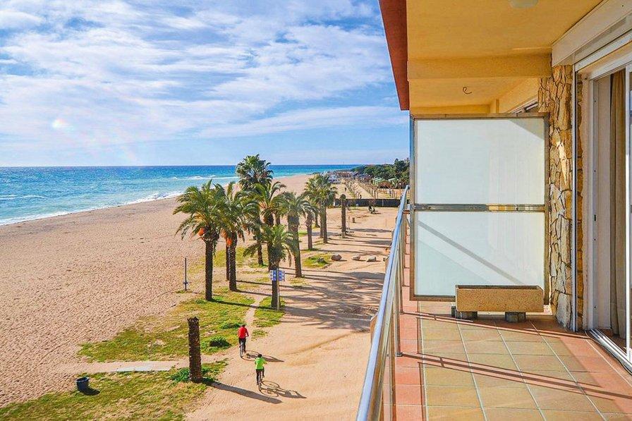 Apartment in Spain, Santa Susanna