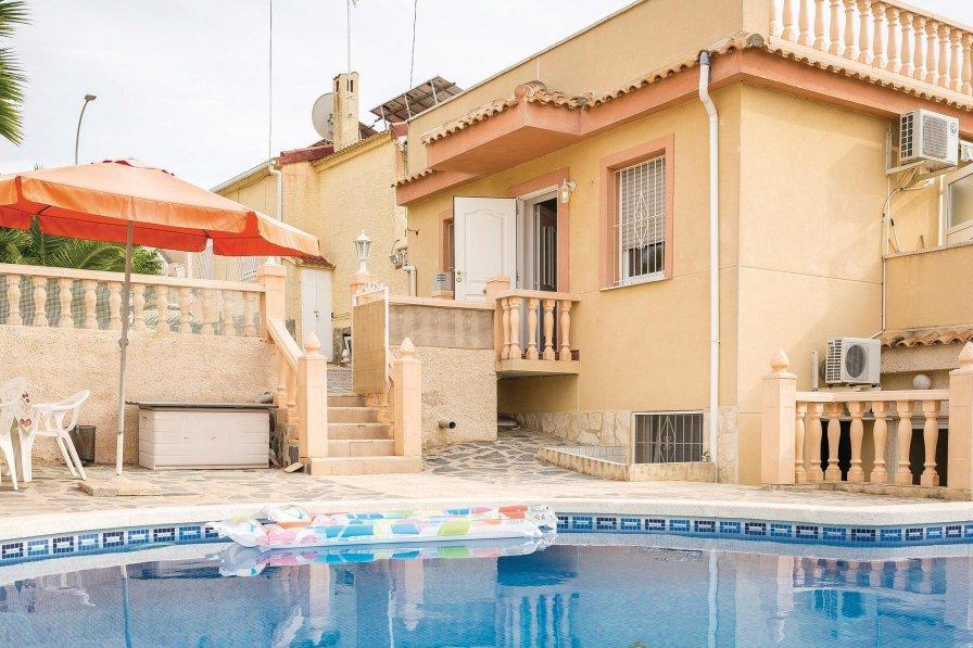 Villa in Spain, Marina-Oasis