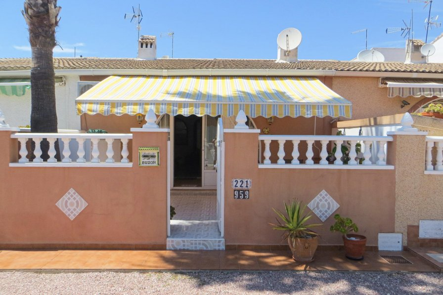 Villa in Spain, El Chaparral