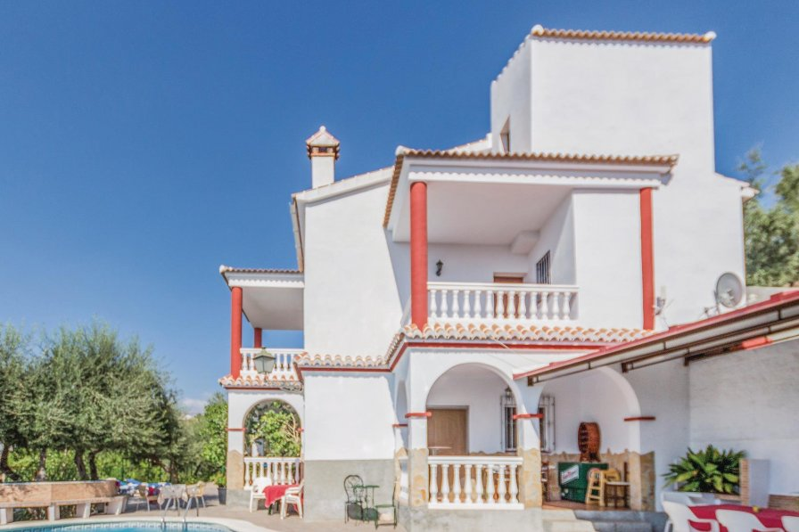 Villa in Spain, Sayalonga