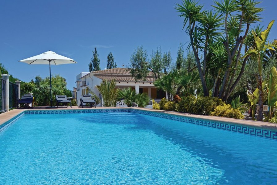 Villa in Spain, Ses set Quarterades