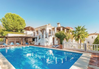 5 bedroom Villa for rent in Mijas