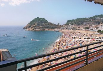 4 bedroom Apartment for rent in Tossa de Mar