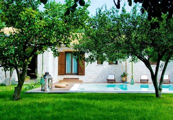Villa in Greece, Agios Ioannis (Lefkas): Absolute serenity in your holidays!