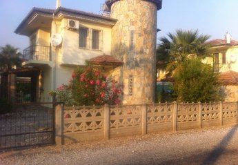 Villa in Turkey, Coca Calis: From the front