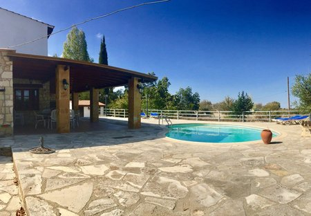 Villa in Pano Akourdaleia, Cyprus