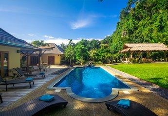 Villa in Thailand, Thalane Bay
