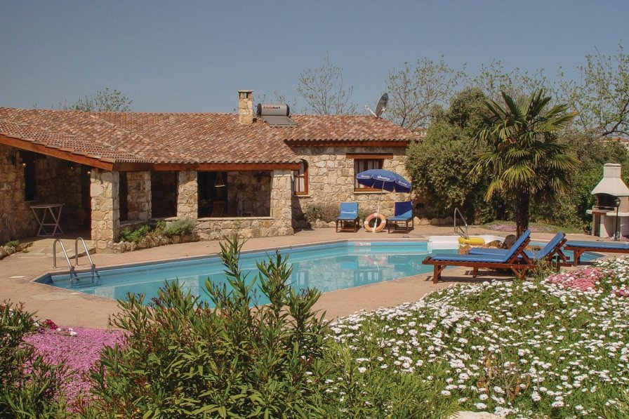 Owners abroad Paphos holiday villa rental with swimming pool