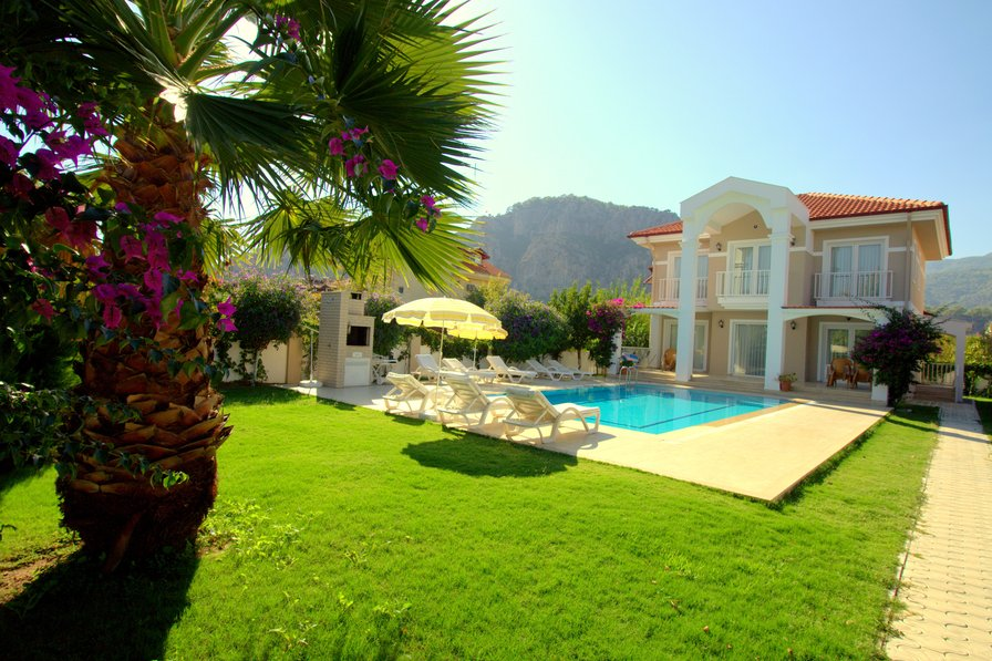 Dalyan Villa Amazon