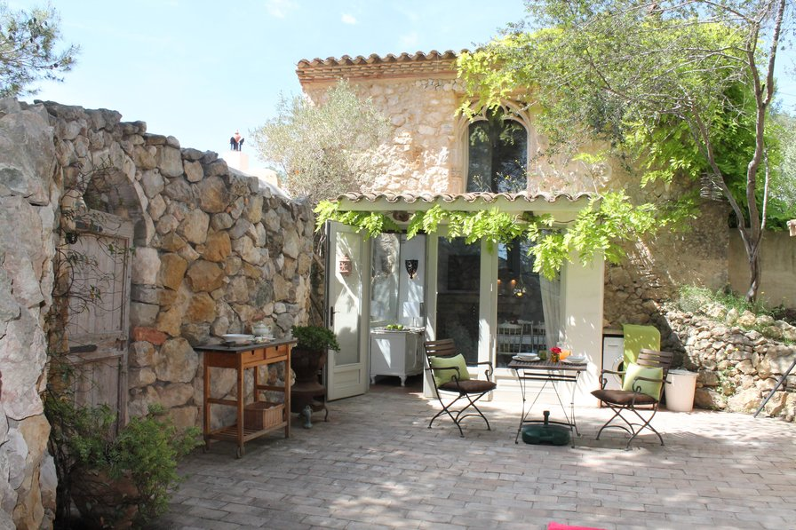 Cottage in Spain, Vora Sitges