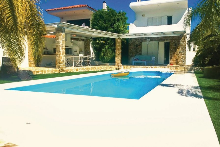 Owners abroad Athens City villa to rent