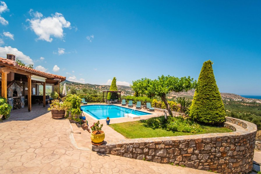 Villa in Greece, Crete: OLYMPUS DIGITAL CAMERA