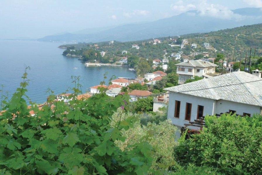 Villa in Greece, Pelion