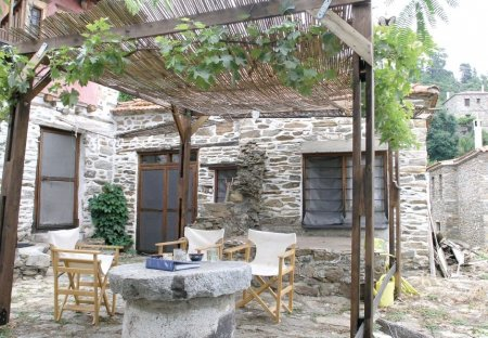Villa in Chalkidiki, Greece: OLYMPUS DIGITAL CAMERA