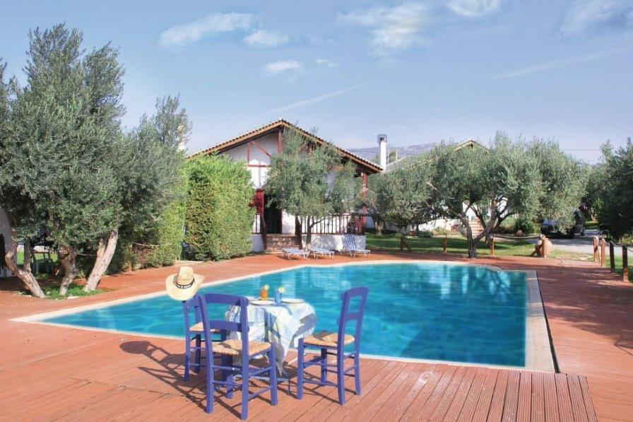 Villa in Greece, Evia: OLYMPUS DIGITAL CAMERA