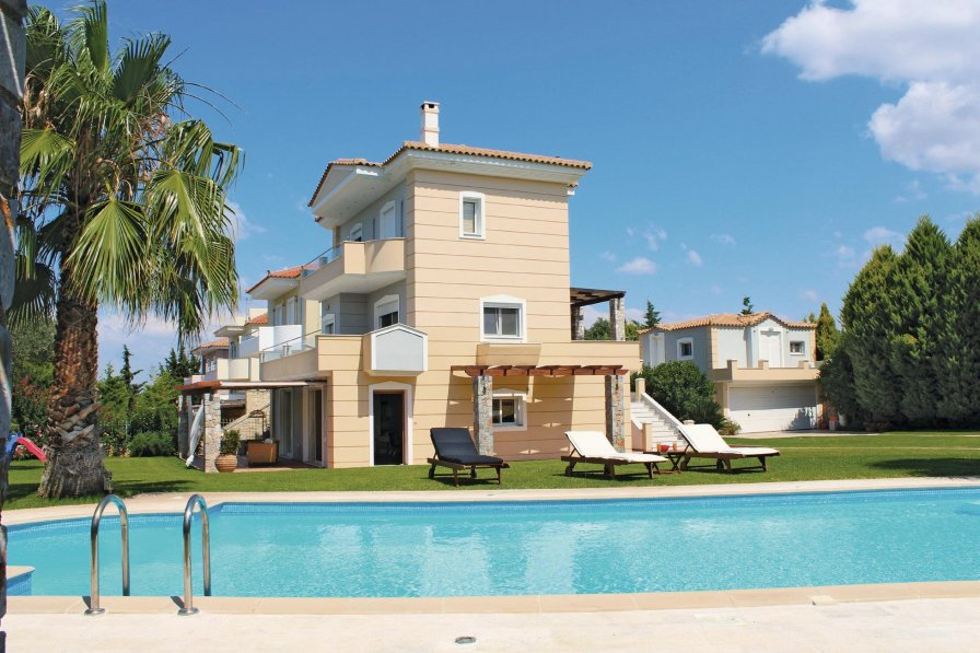 Villa To Rent In Evia Greece With Swimming Pool 192488