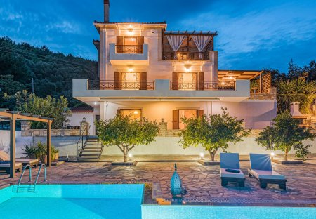 Villa in Samos, Greece