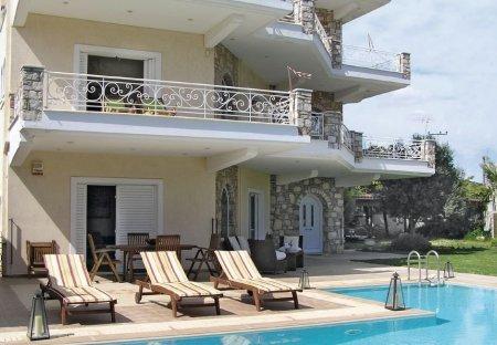 Villa in Athens City, Greece: OLYMPUS DIGITAL CAMERA