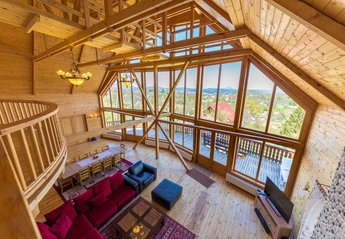 5 bedroom Chalet for rent in Brasov