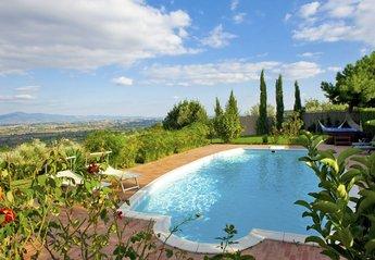 Villa in Italy, Torricella AR