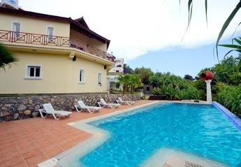 Villa in Cyprus, karaoglanoglu