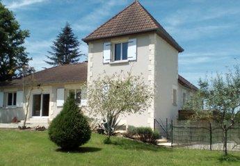 Country House in France, Brignac-la-Plaine