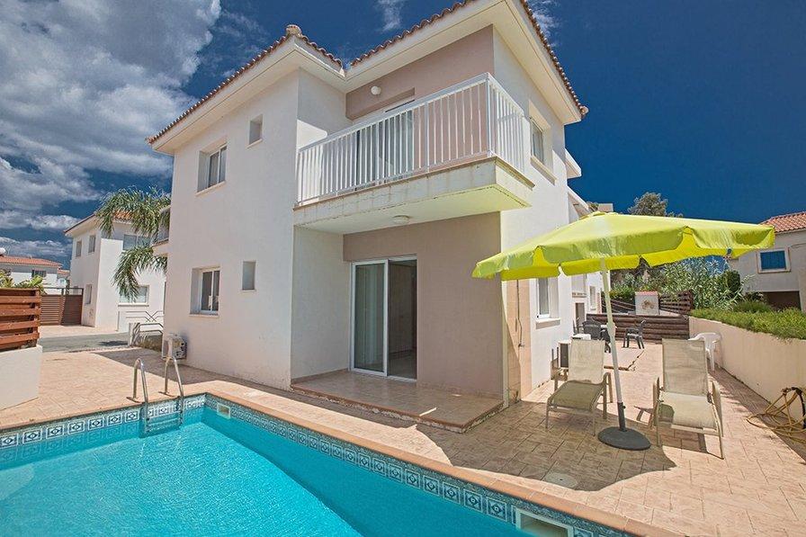 Apartment in Cyprus, Central Protaras