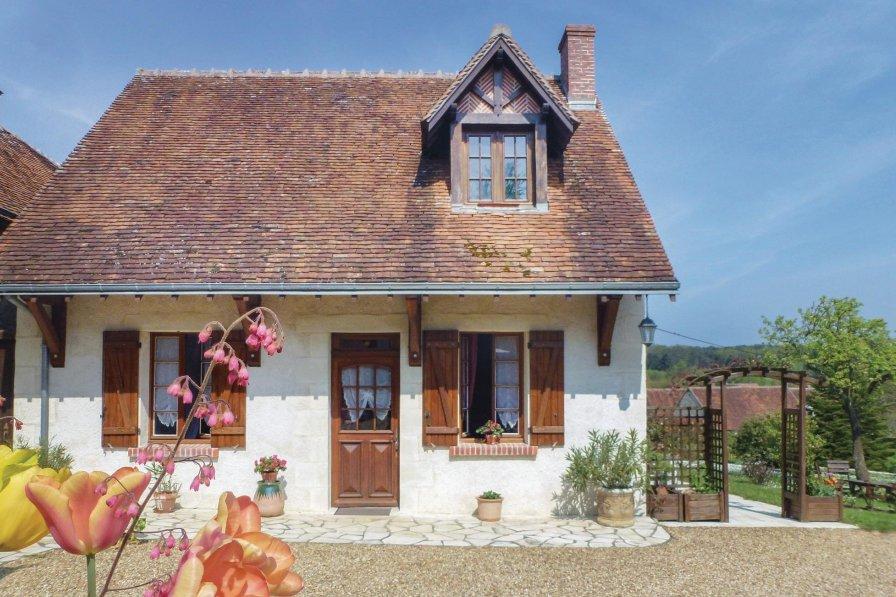 Villa in France, Saint-Romain-sur-Cher