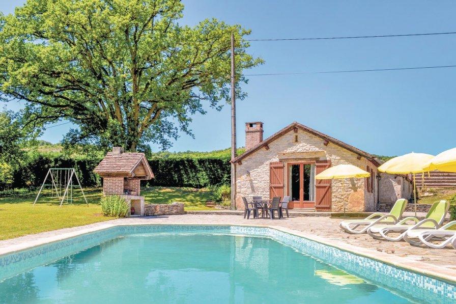 Villa in France, Cadrieu