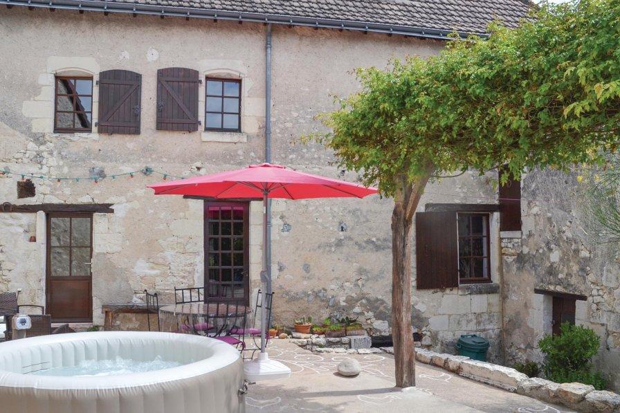 Villa in France, Preuilly-sur-Claise