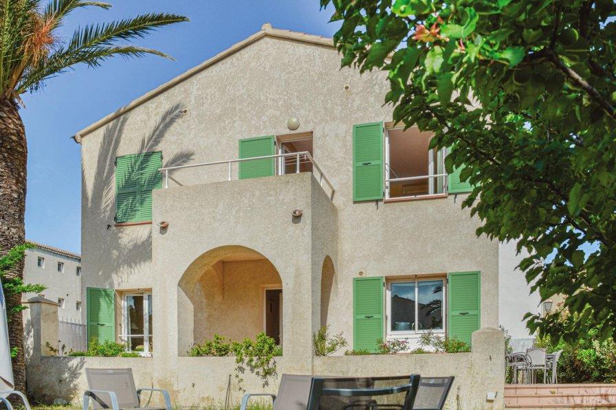 Villa in France, Algajola