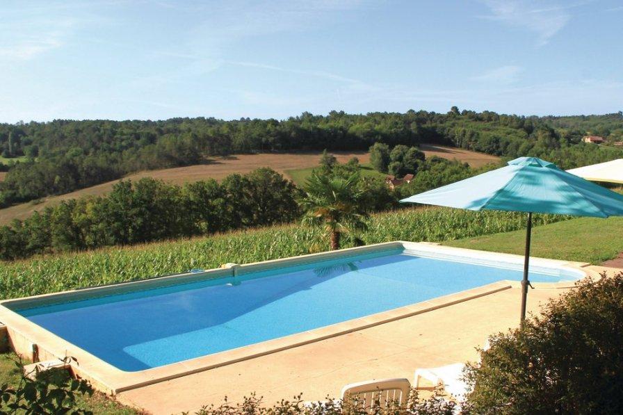 Villa in France, Thenon