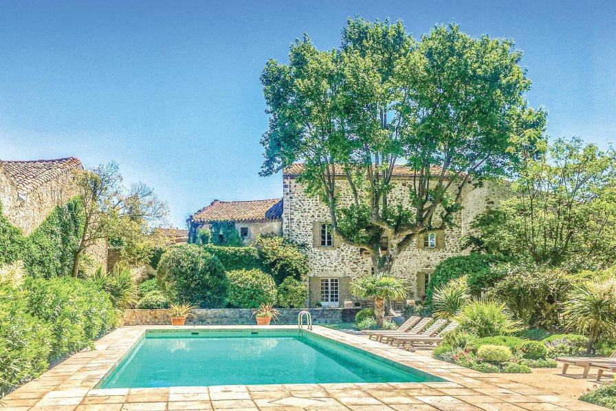 Villa in France, Thézan-des-Corbières