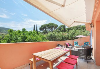 2 bedroom Apartment for rent in Gulf of Saint-Tropez