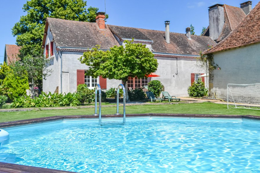 Villa in France, Saint-Sulpice-d'Excideuil
