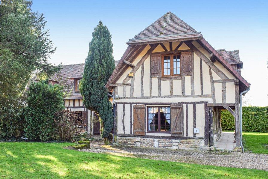 Villa in France, Bosroumois