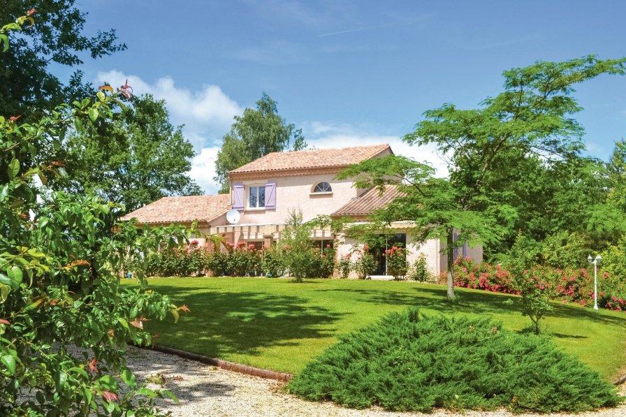 Villa in France, Payzac